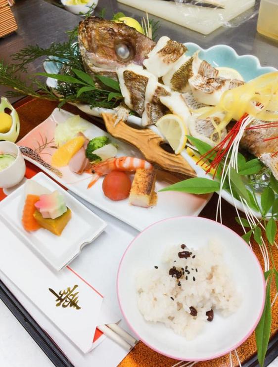 日本料理 わさび